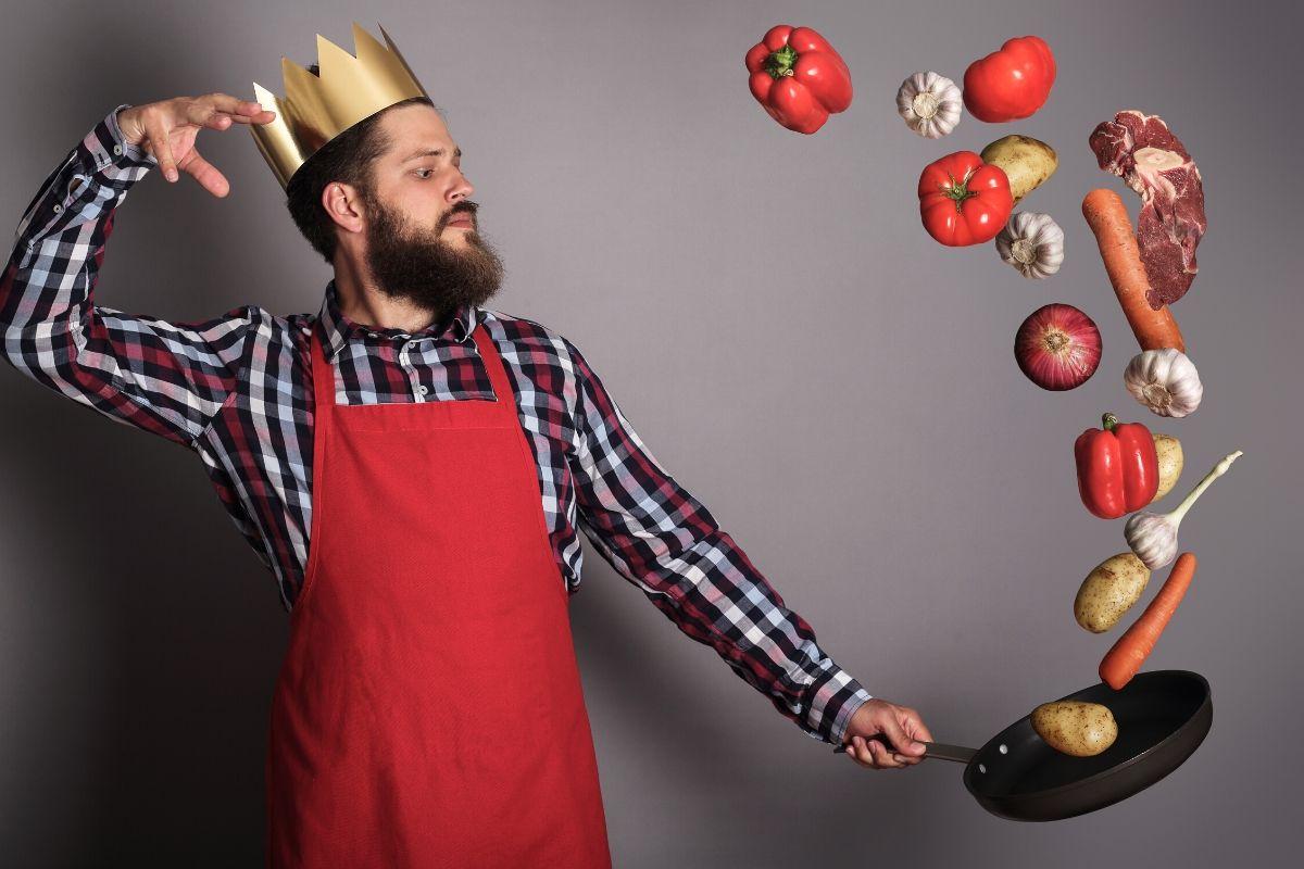 Dinner Inspiration & Kids in the Kitchen