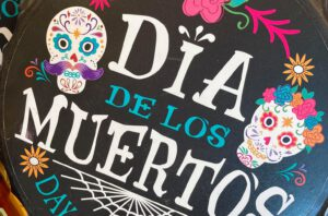 How adopting a host country ritual helped me heal – What Dia de los Muertos taught me about loss, longing and remembering