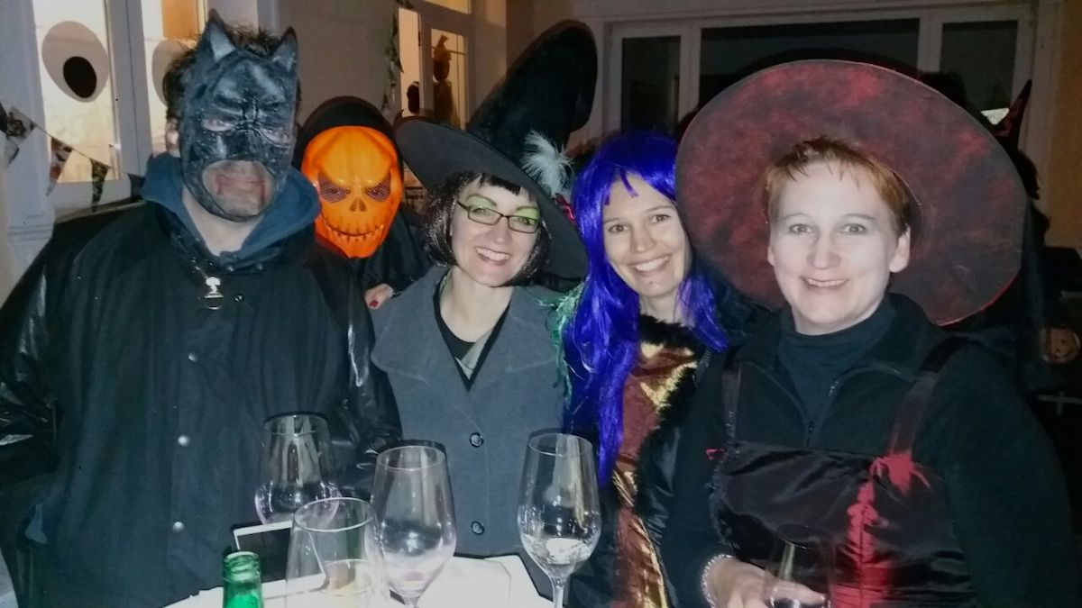 Spooky, scary, silly strange –Halloween connects us