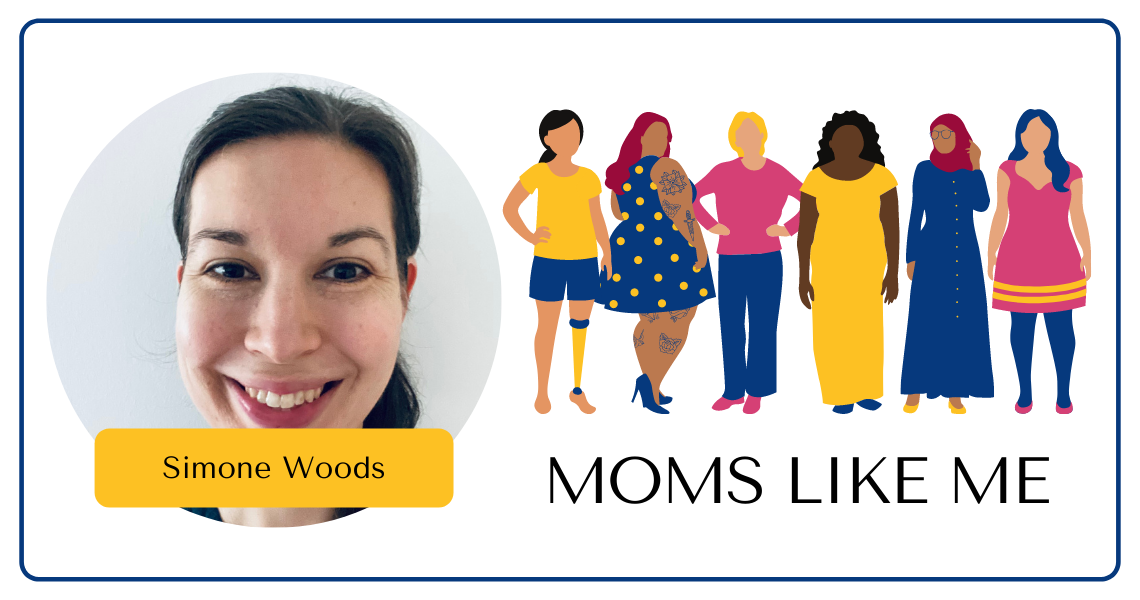 You are currently viewing MOMS LIKE ME with Simone